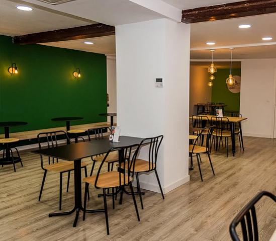 Rénovation bureau Namur
